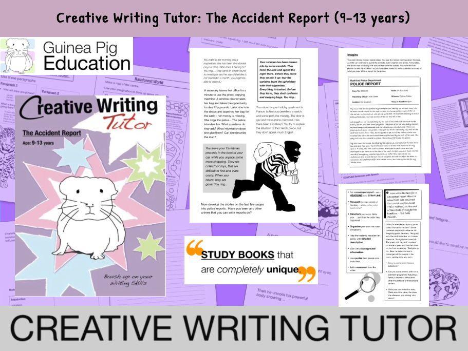 tutoring writing activities