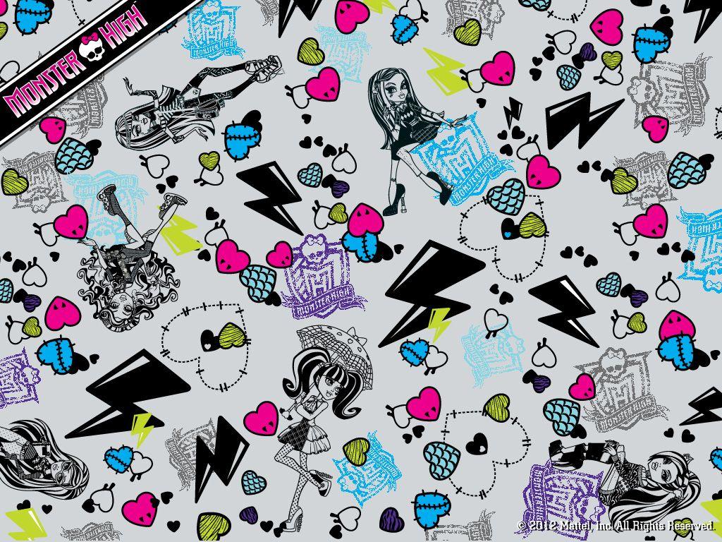Mh Wallpaper Monster High Monster High Dolls Monster High Party