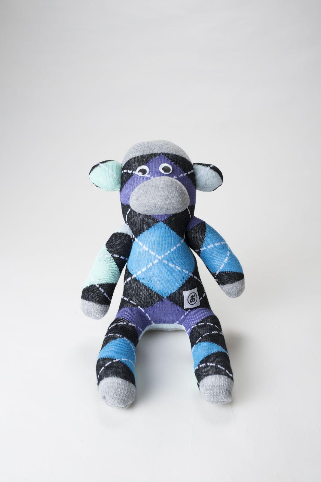 "Japanese Scock monkey called "" Ono-kun""  http://socialimagine.wix.com/onokun"
