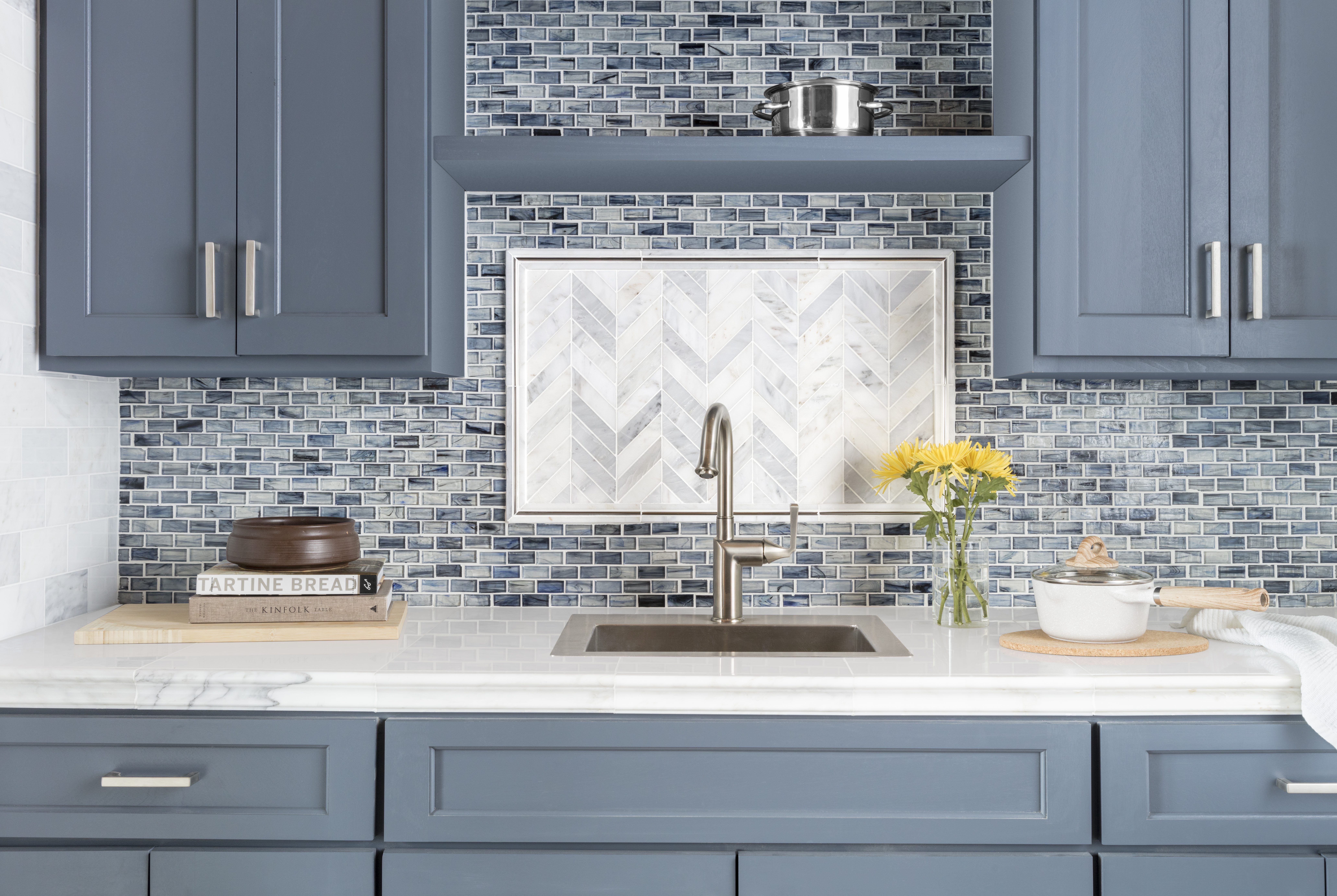 - Kitchen Trends For 2019 – What's Current & What To Avoid Blue