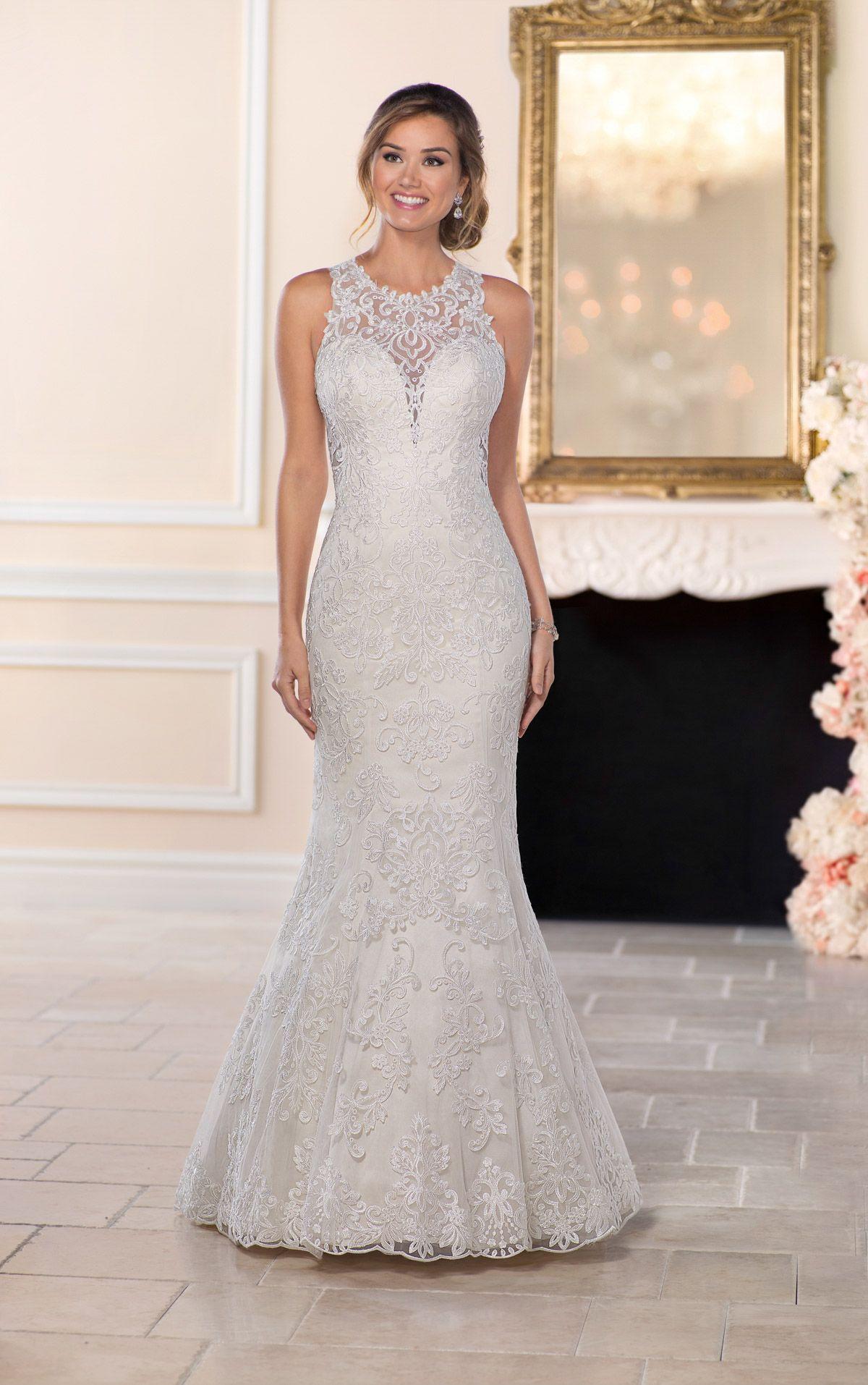 Lace dress styles for wedding  Lace Wedding Dresses  Watkins Wedding  Pinterest  Stella york