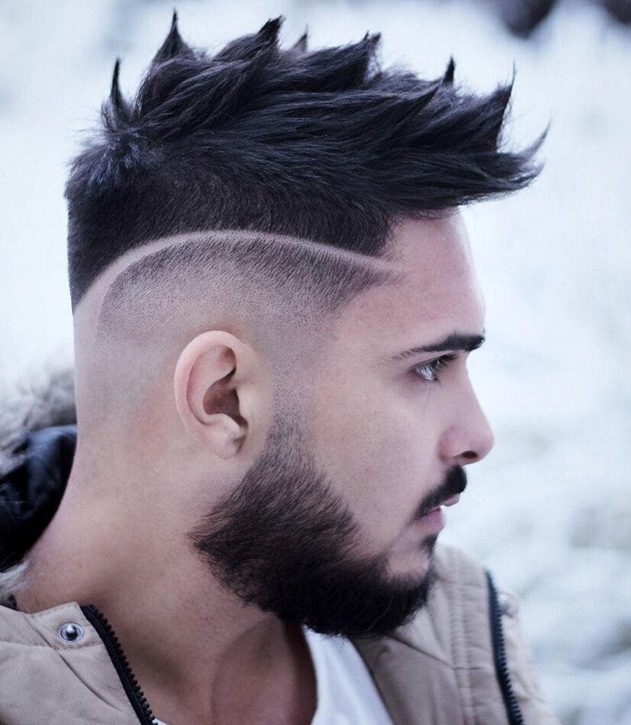 Pin On Hard Part Haircut