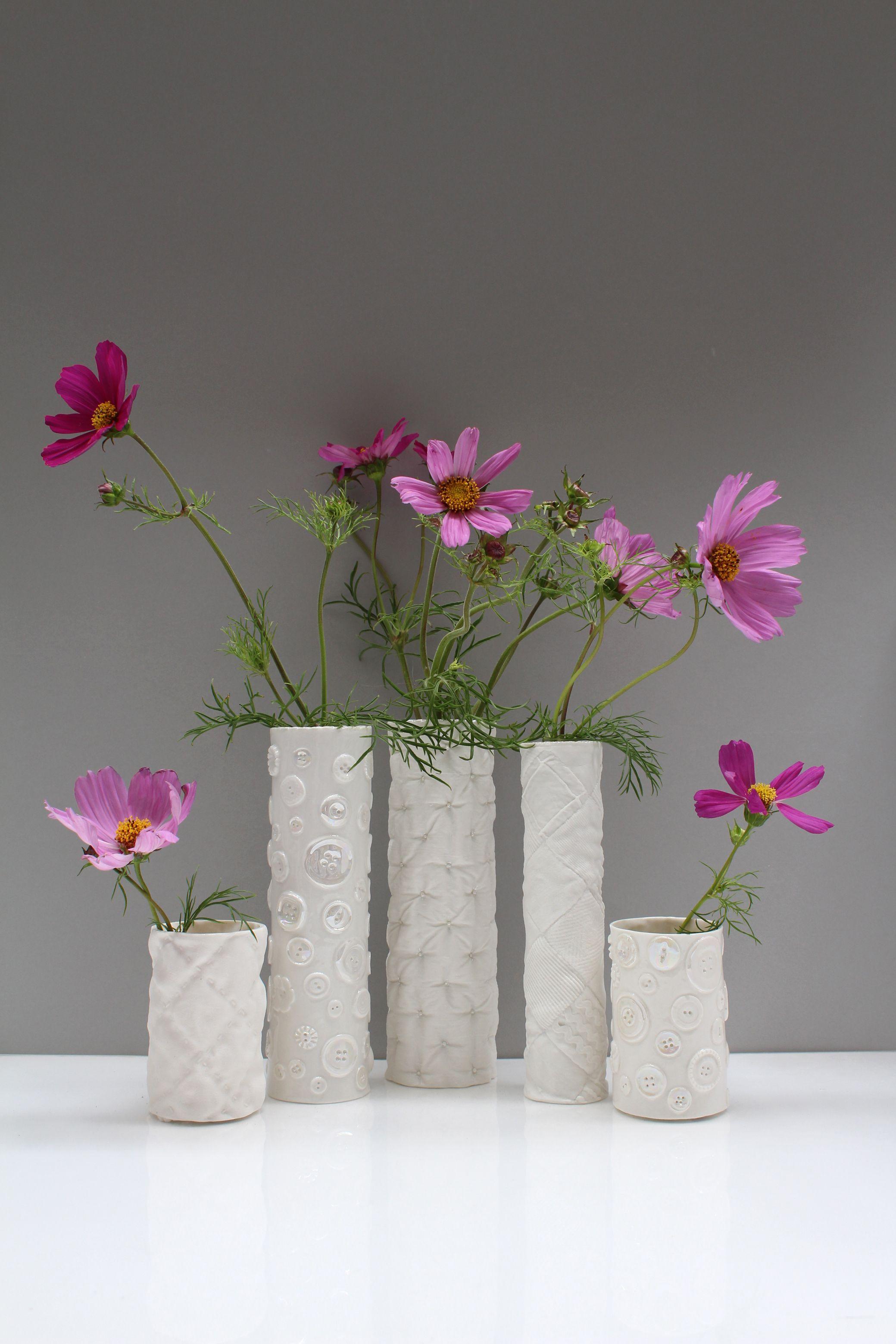 cylinder vase for web