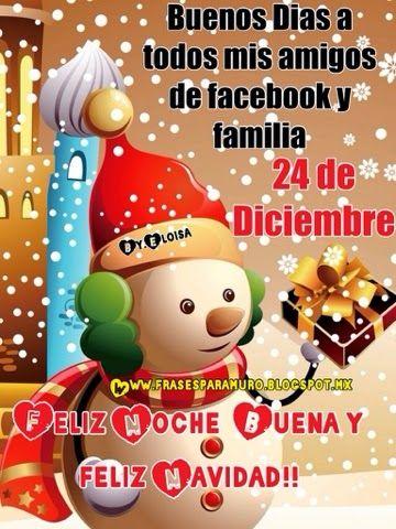 Frases para tu muro dias especiales feliz navidad mensajes fraces navidad y feliz navidad - Felicitaciones navidad bonitas ...