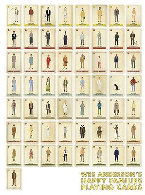 Max Dalton * Wes Anderson Playing Cards PRINT * #HipsterApproved