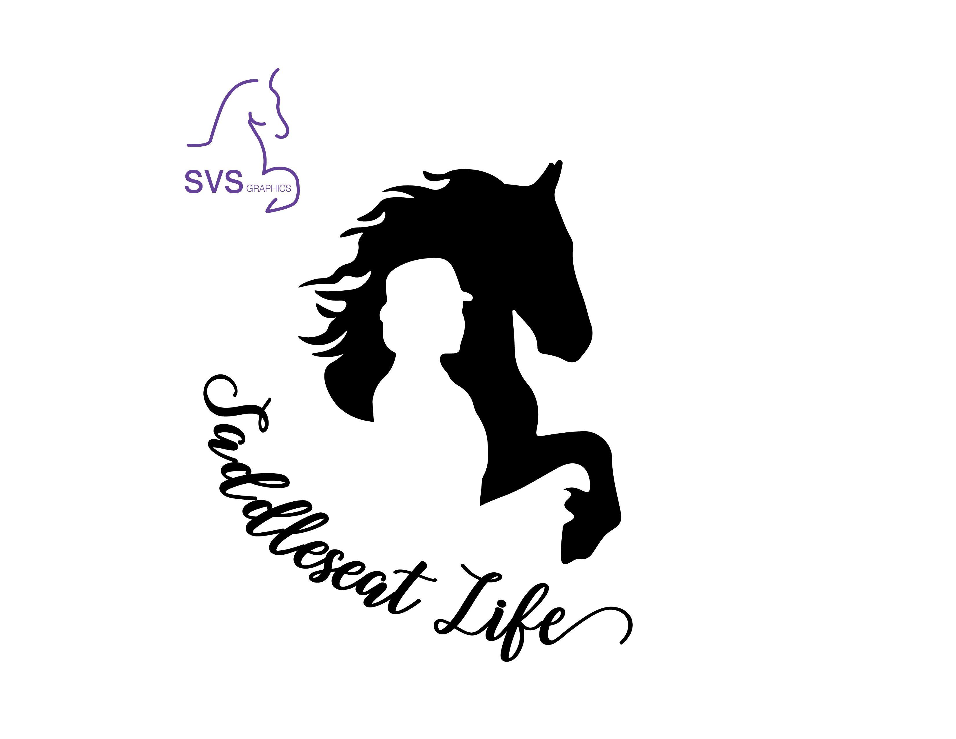 New Saddleseat Life Friesian Horse 4x5 Vinyl Car Decal Car Decals Vinyl Horse Riding Quotes Saddleseat Riding [ 2550 x 3300 Pixel ]
