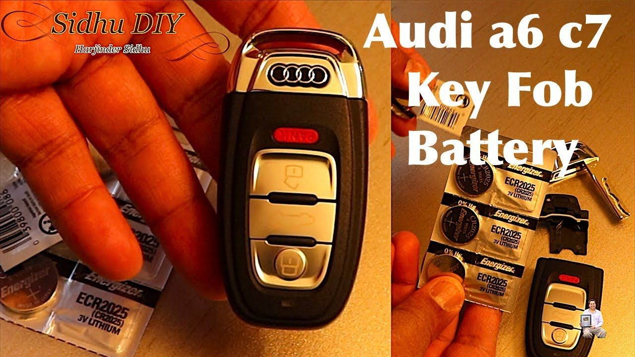 Solved Audi Key Fob Battery Replacement Smart Key Fob Dead Batteries Smart Key Fobs Dead Battery