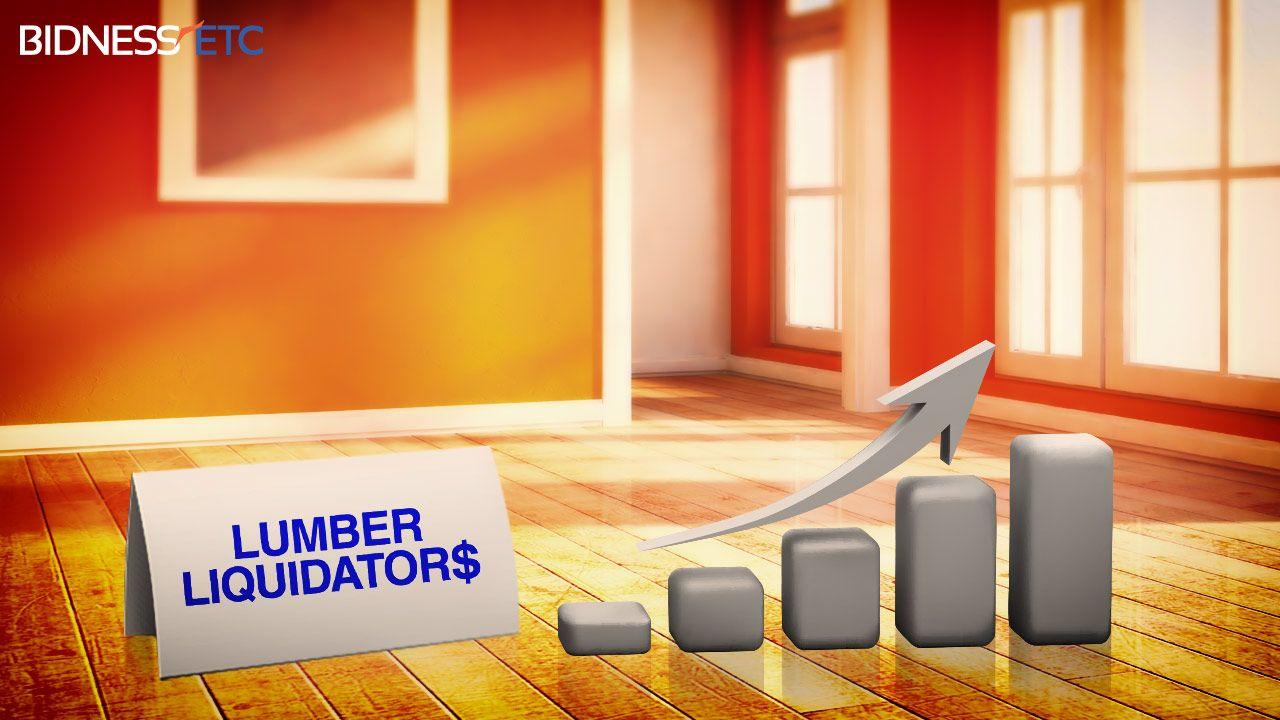 New Information From Cpsc Presser Is Positive For Lumber Liquidators Holdings Inc Janney Capital Lumber Liquidators Stock Market Data Financial News
