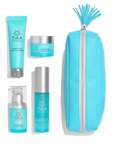 Purifying Cleanser Probiotic Face Wash Tula Skincare In 2020 Probiotic Skin Care Tula Skincare Night Moisturizer