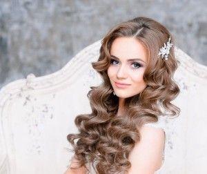 Coafuri Cu Bucle Hailstyle Bride Pinterest Wedding Hairstyles