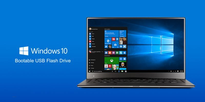 How To Install Windows 10 From Pendrive Usb Windows 10 Microsoft Windows 10 Windows 10 Operating System