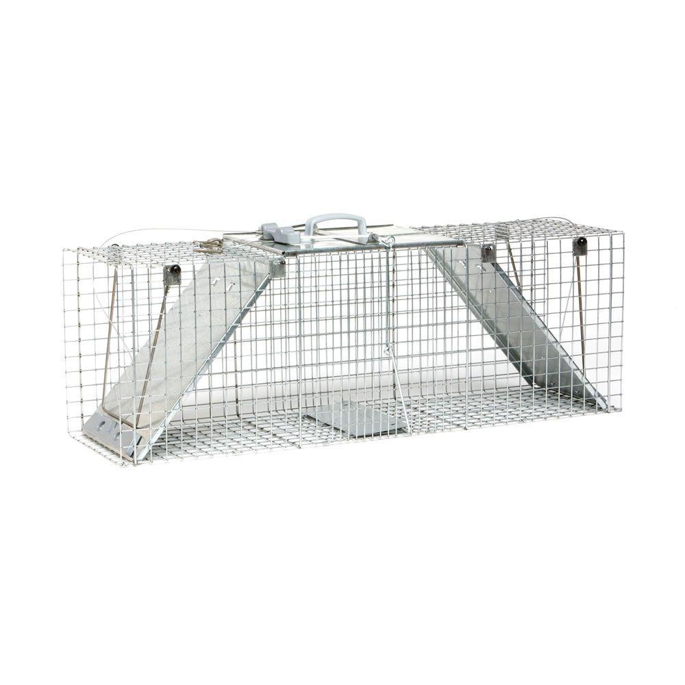 Large 2Door Easy Set Live Animal Trap Havahart® 1064