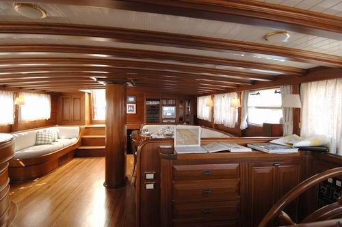 Image Result For Cool Schooner Interiors