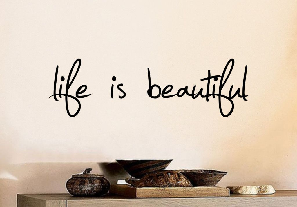 Pinterest Life Quotes: Life Is Beautiful Quotes HD Image