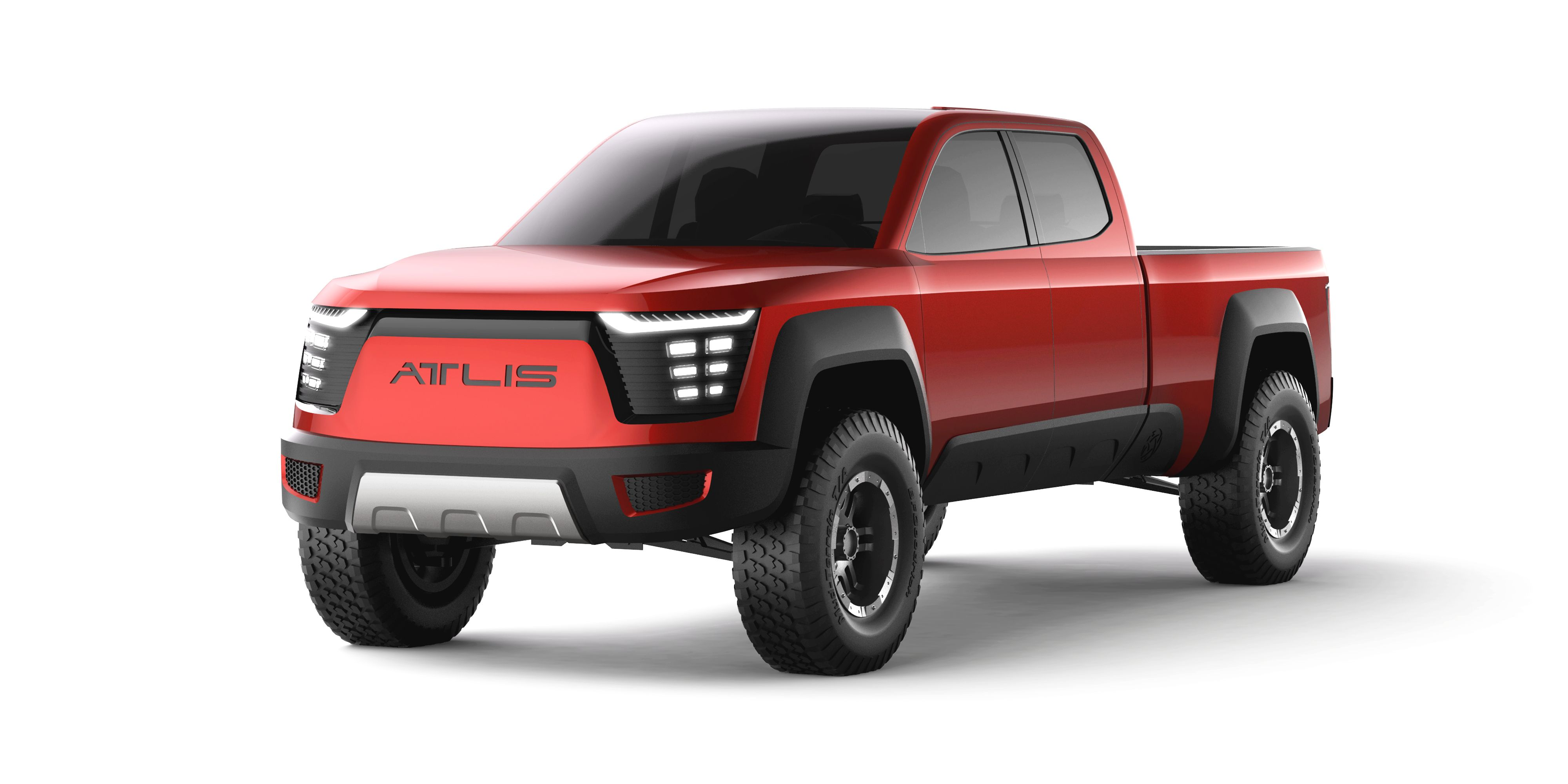 New Electric Pickup Truck From Atlis Motor Vehicles Will Take A