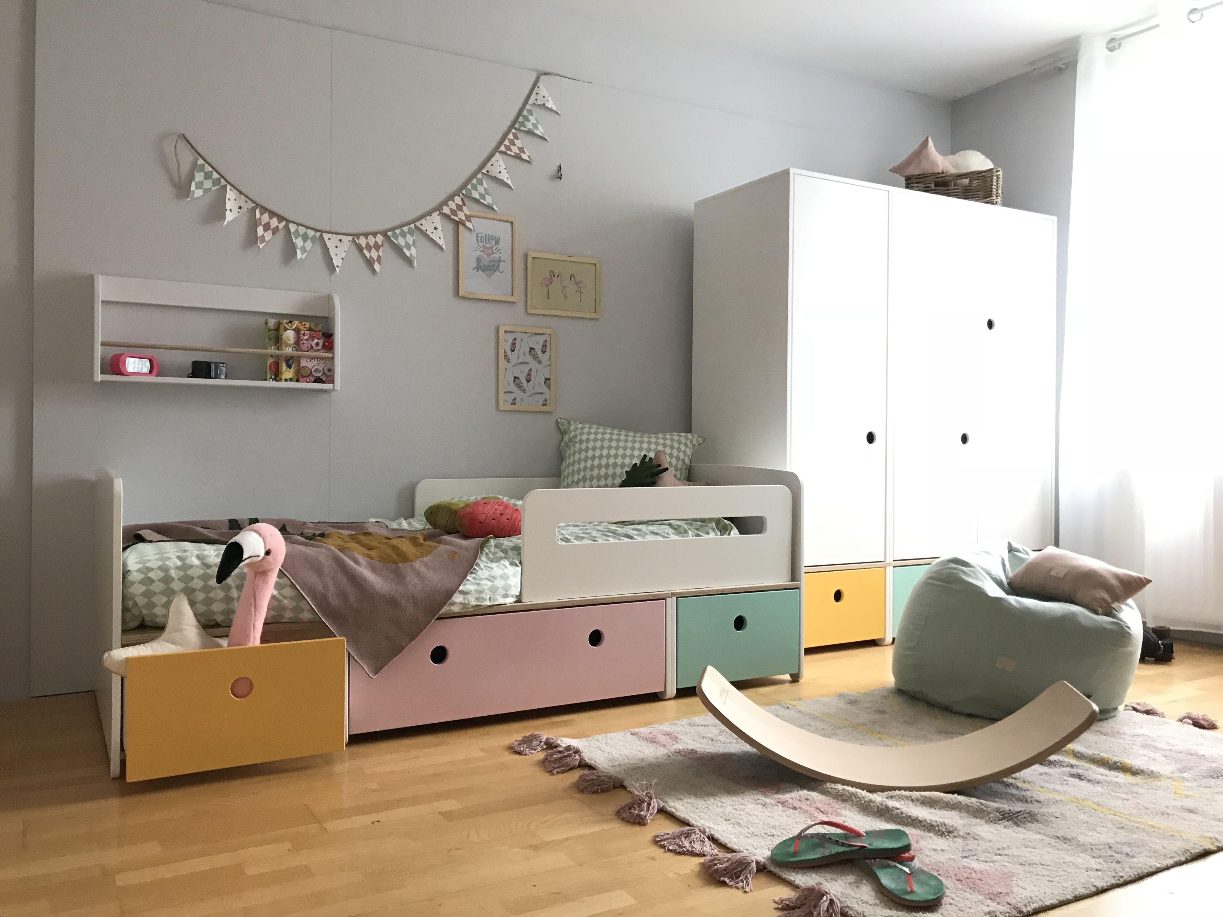 Chambre Enfant Colorflex By A K Litdenfant Chambreenfant Meubleenfant Chambrefille Kids Kidsinterio Idee Chambre Enfant Chambre Enfant Mobilier Enfant