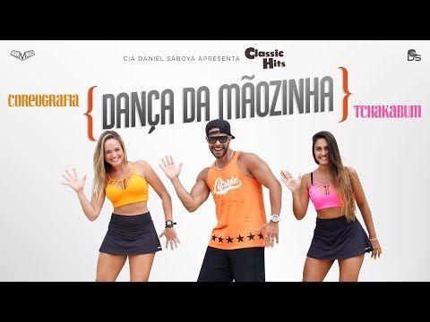 Danca Da Maozinha Tchakabum Classic Hits Cia Daniel Saboya