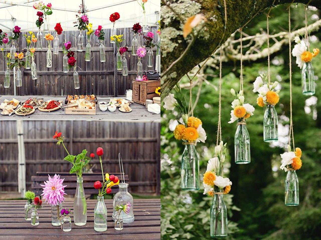 7 ideas de decoraci n jardines para fiestas ideas para - Decoracion en jardines ...