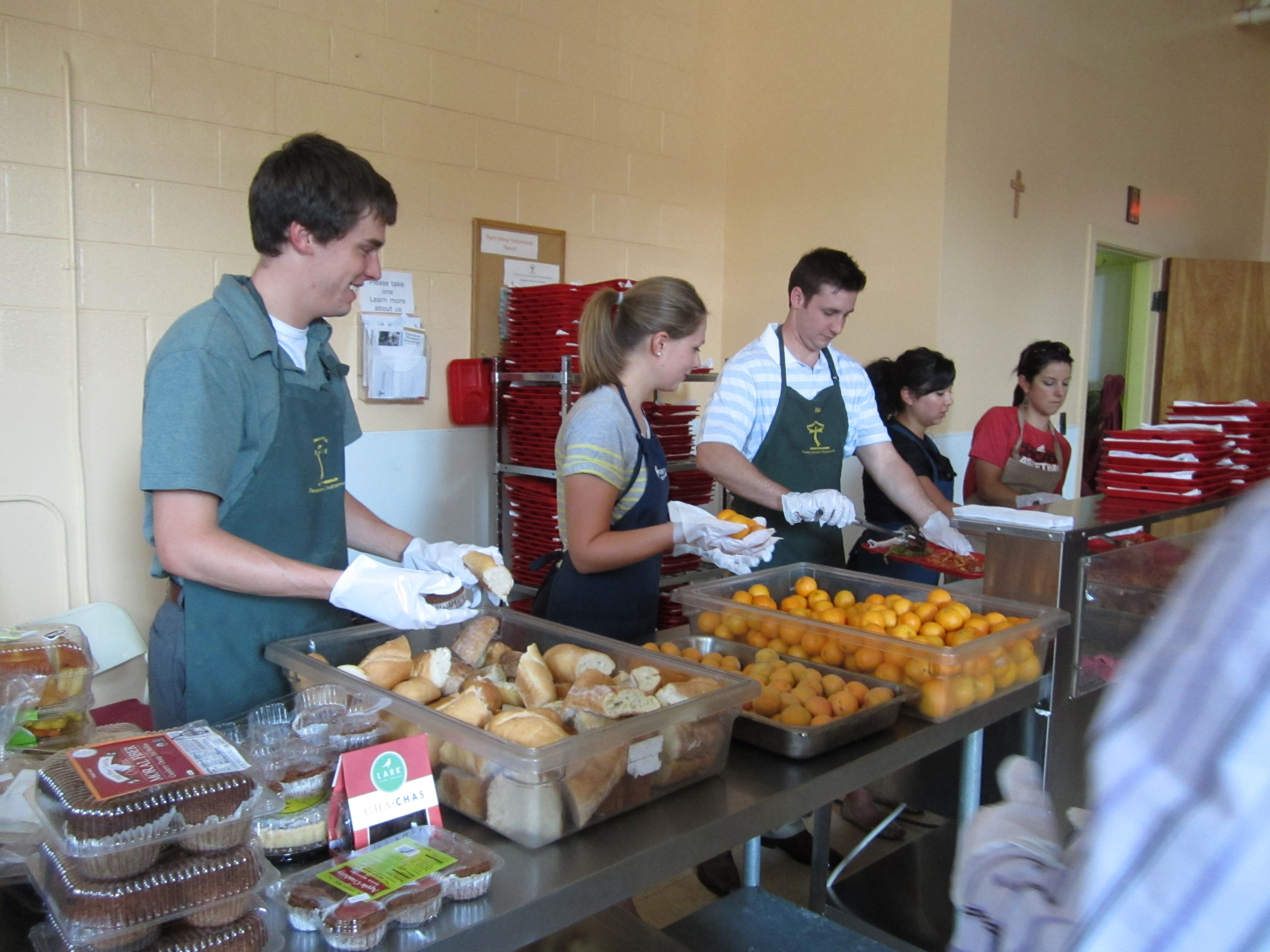 Image result for volunteer soup kitchen Soup kitchen