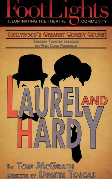 https://flic.kr/p/anokG2 | Laurel & Hardy | Mom and I went to see this very fun and funny play tonight. The actors did a fantastic job portraying Laurel and Hardy.
