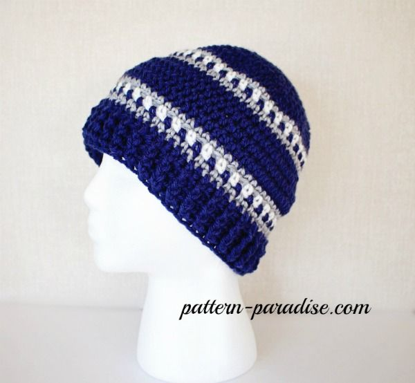 cacca763d05 Snowy Day Hat 1 by Pattern-Paradise.com