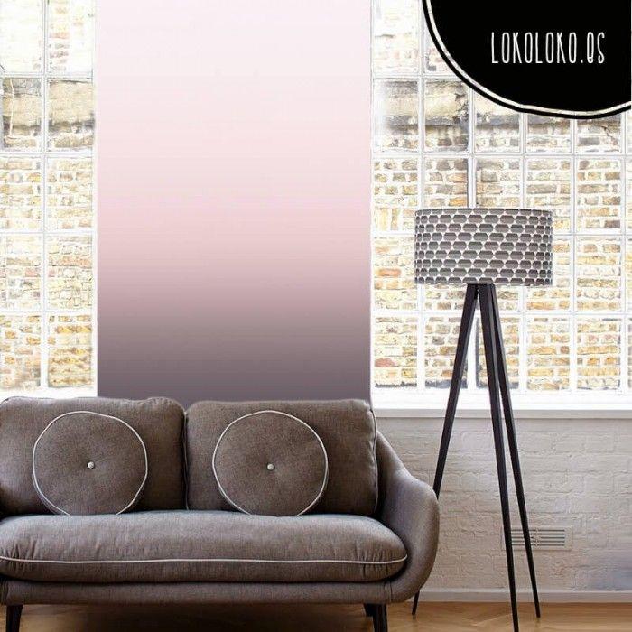 Degradado Rosa Plata. Color RosaWooden FurnitureShadowWall DecalsAdhesive  ...