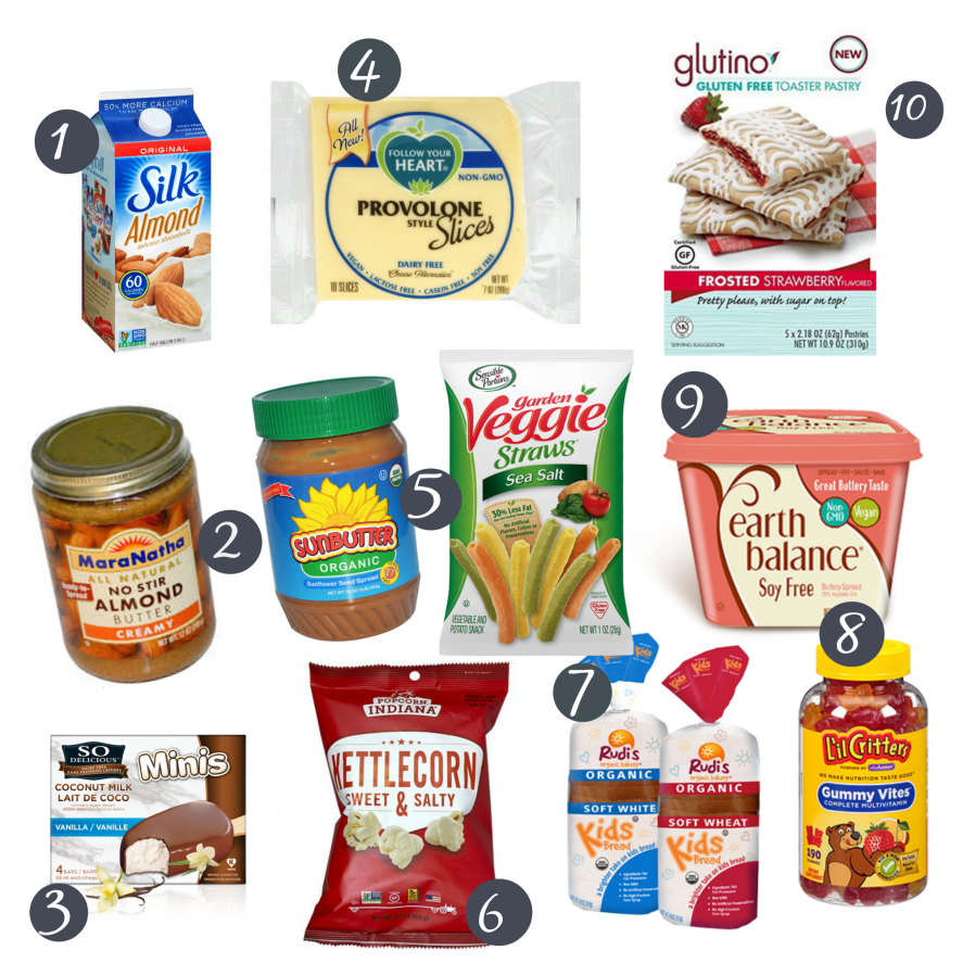 Top 10 Dairy And Soy Free Products Soy Free Dairy Free Dairy Free Snacks Dairy Free Breastfeeding