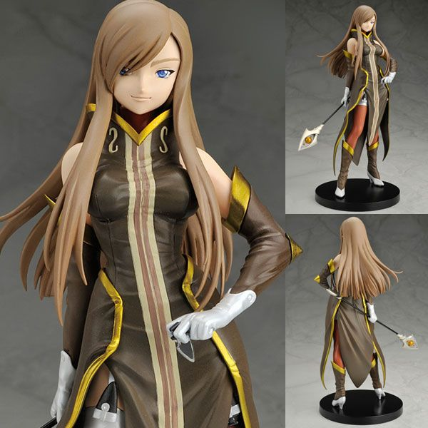 AmiAmi [Character & Hobby Shop]   Tales of the Abyss - Tear Grants 1/7 Complete Figure