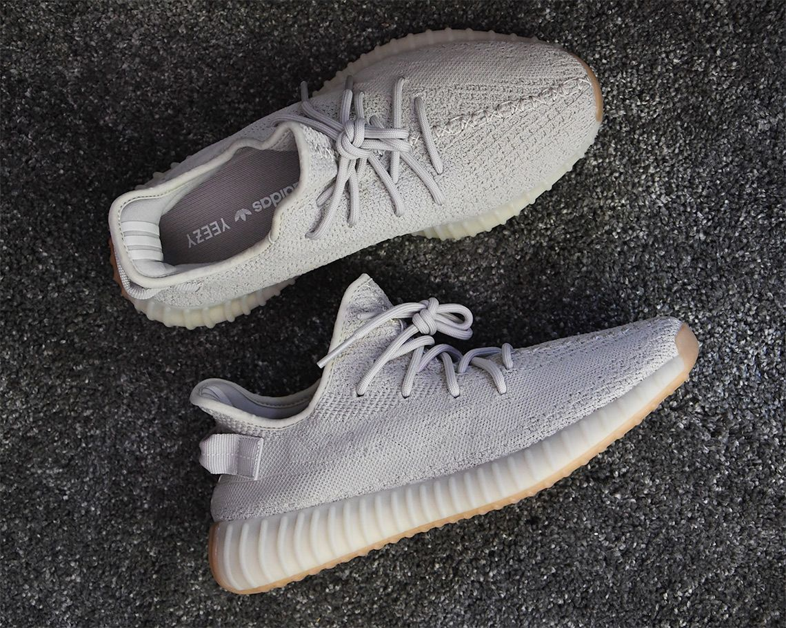 """buy online 5914f e1167 adidas Yeezy Boost 350 v2 """"Sesame"""" Release Date 
