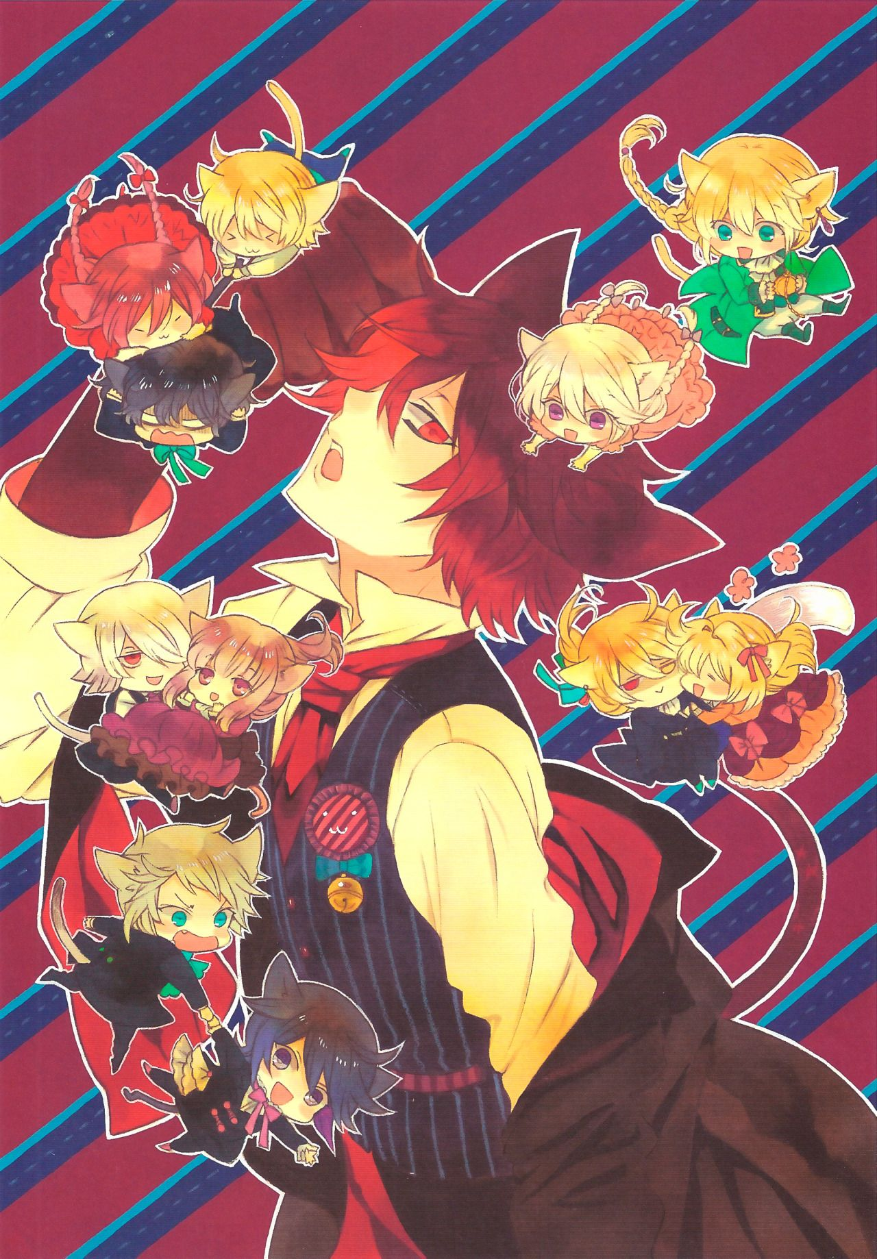 pandora hearts there is