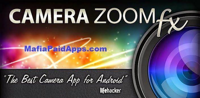 Camera ZOOM FX Premium v6.2.5 [Paid] Apk Smartphone