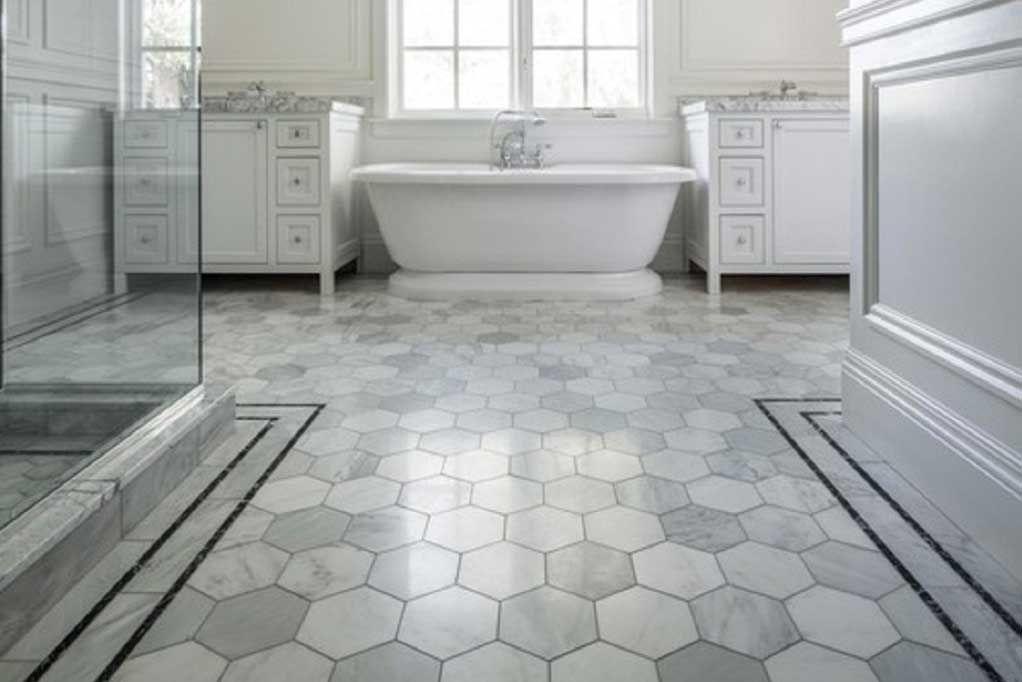 Stylish Hexagon Floor Tile Tiles