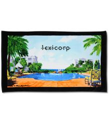 """The Good Life Beach Towel - 35"""" x 60"""" - Closeout  This???"""