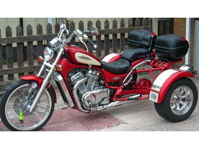 Custom Suzuki Intruder Trike Custom Trikes Suzuki Trike