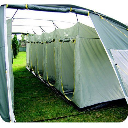 cheap for discount 9721b 3dac8 Ozark Trail Agadez 20-Person 10 Room Tunnel Tent | Shelter ...