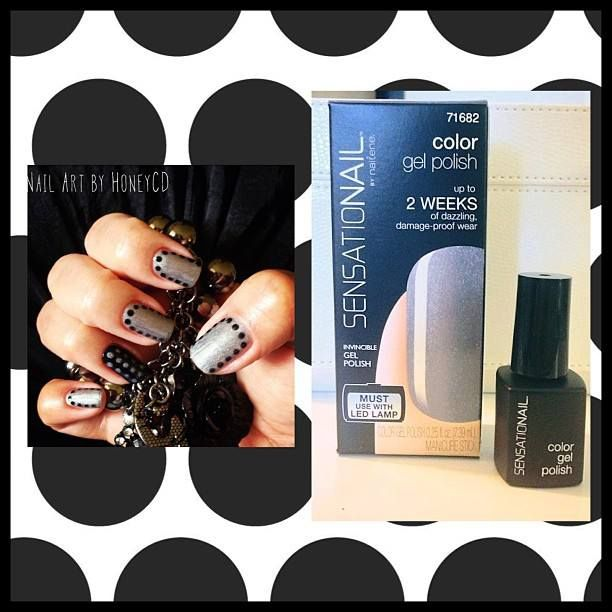 Its friday try my favorite gelpolish dazzle your nails sensationail gel nail polish up to 2 weeks of dazzling damage proof nails do it yourself manicure from home the at home diy gel polish brand solutioingenieria Image collections