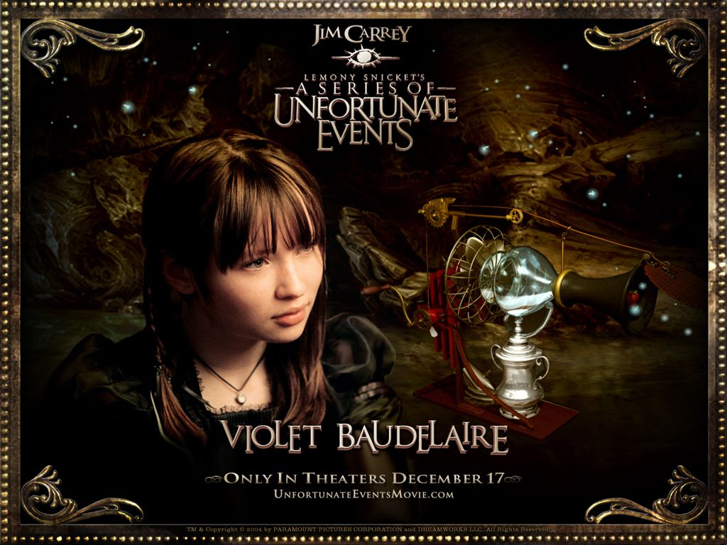 A Series Of Unfortunate Events Wallpaper Violet Baudelaire Wallpaper A Series Of Unfortunate Events Fantasy Films Lemony Snicket