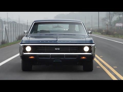 A Chevy Impala That Defines Muscle Car Big Muscle Youtube