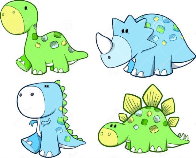 Cute Dinos Dinosaur Clip Art Cute Dinosaur Dinosaur Images