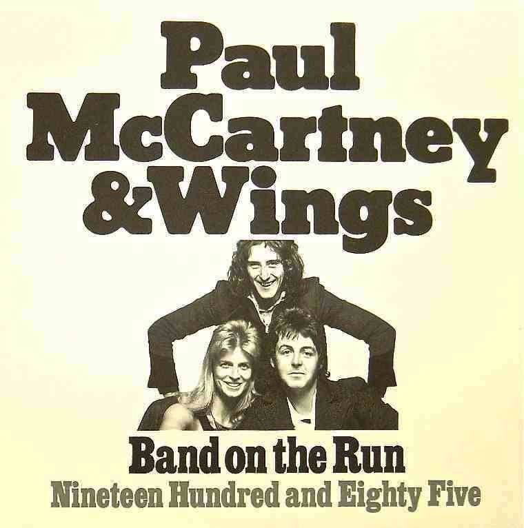 "Jun 8, 1974 – 41 years ago today, Paul McCartney And Wings hit No. 1 on the US Billboard Hot 100 with the title track to their third album, ""Band On The Run."" The single sold more than a million copies in the US in 1974."