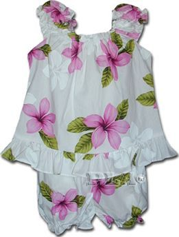 PL 176-3551 Infant Girls Cabana Set [Pink] - Girls - Kids Wear | AlohaOutlet SelectShop