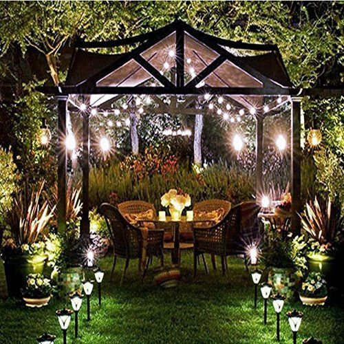 guirlande solaires lumi re boule cristal ext rieure 30 feux de led jardin imperm able cl ture. Black Bedroom Furniture Sets. Home Design Ideas
