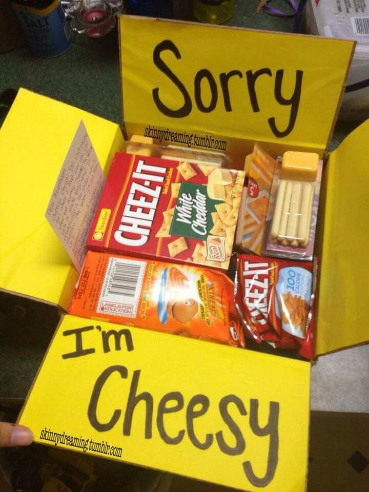 Just Because Relationship Gifts College Care Package Care Package The special day is approaching and you still do not know what to buy for your boyfriend. pinterest