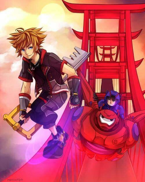 Avenue To Dreams Kingdom Hearts Worlds Kingdom Hearts Art Kingdom Hearts