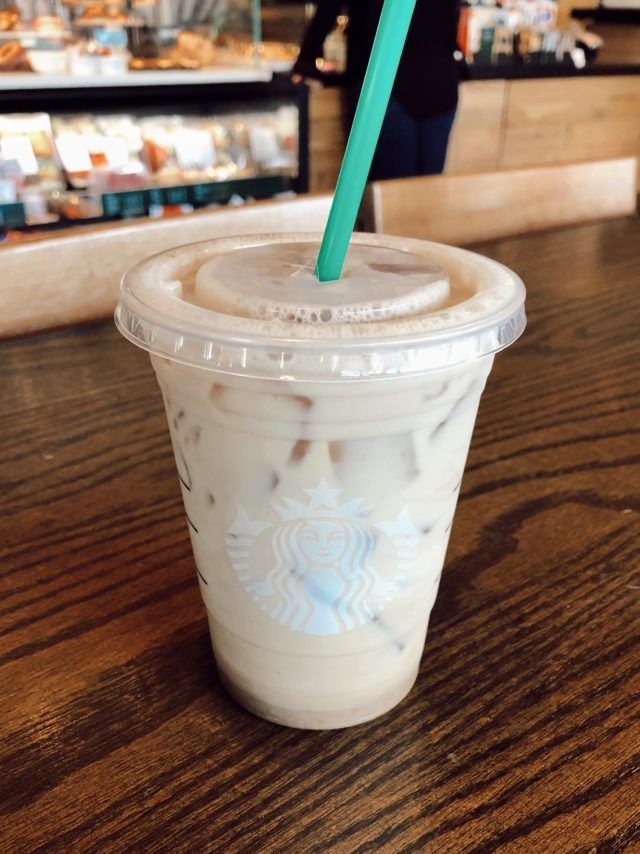 10 Starbucks Drink Suggestions // 100 Calories Under | The Real Fashionista