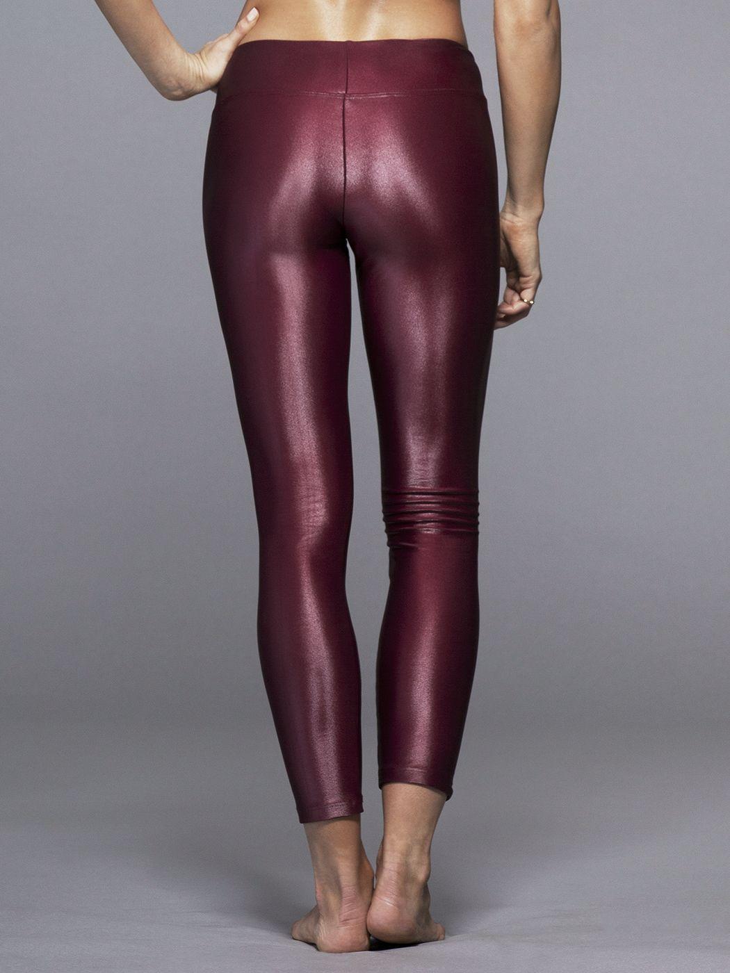 Koral Lustrous Legging  carbon38.com | Workout Chic | Pinterest | Beach wearing Athletic ...