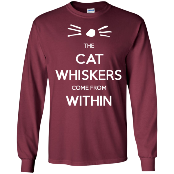 0aef711c The Cat Whiskers Come From Within - Dan and Phil Tshirt - TeeEver - 6