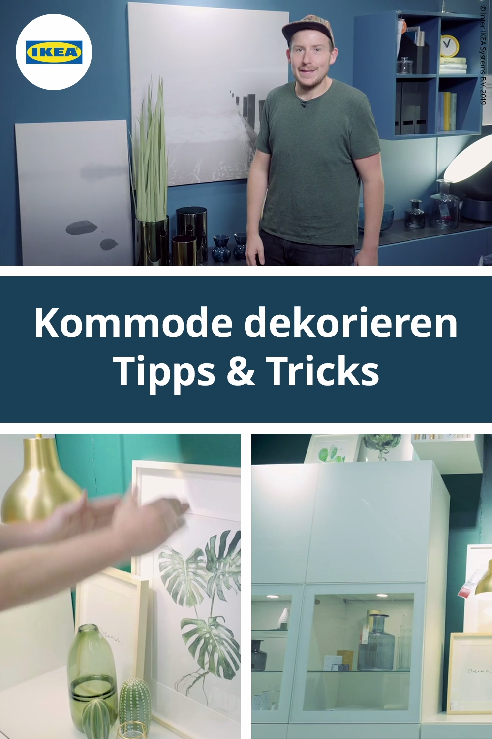 Photo of IKEA tips & tricks: decorating the dresser