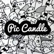 Gambar Doodle Yg Mudah Candle Drawing Doddle Art Zen Doodle Doodle Books