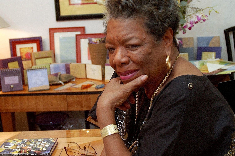 Maya Angelou Poet Activist And Singular Storyteller